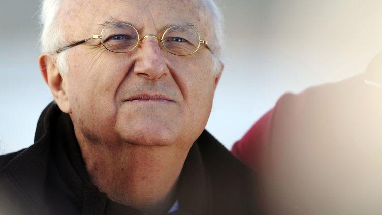 Le compositeur Vladimir Cosma, le 31 janvier 2009. (JEAN-CHRISTOPHE VERHAEGEN / AFP)