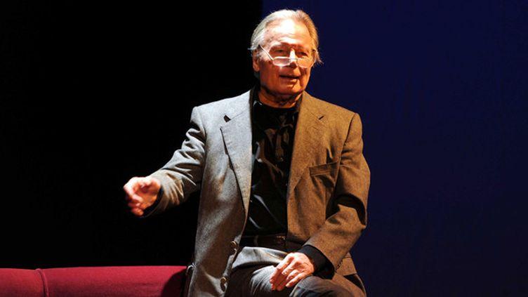 Jean Piat (2010)  (Raymond Delalande / SIPA)