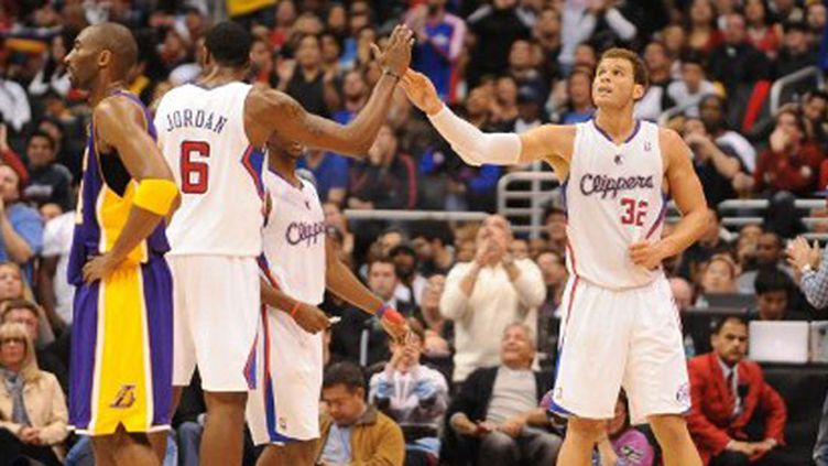 Griffin et Jordan heureux, Bryant dépité