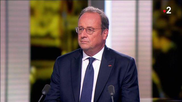"""Attentats du 13-Novembre : François Hollande revient sur """"deux heures et des minutes épouvantables"""""""