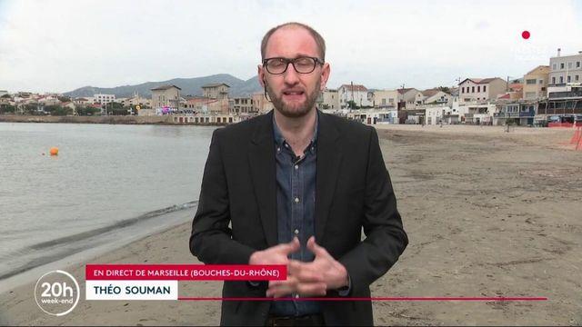 Bouches-du-Rhône : les plages restent fermées
