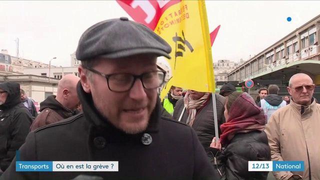 Grève des transports : poursuite du mouvement malgré les consignes des leaders réformistes