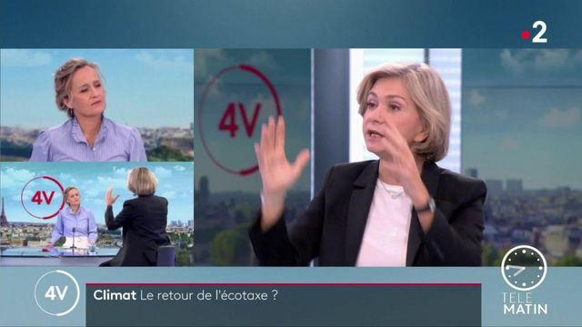 Covid-19: «Nous sommes l'objet d'une troisième vague, très violente», alerte Valérie Pécresse (LR)