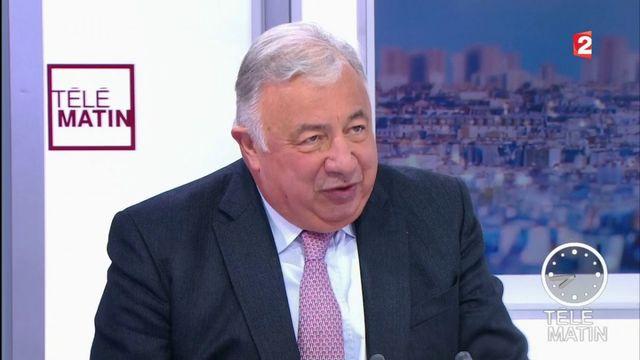 VIDEO. Gérard Larcher sur Macron