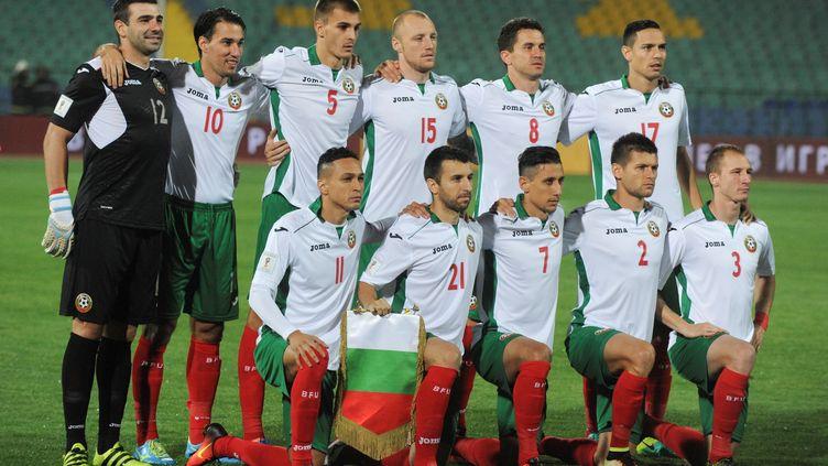 La Bulgarie futur adversaire des Bleus en éliminatoires de la Coupe du monde (NIKOLAY DOYCHINOV / AFP)