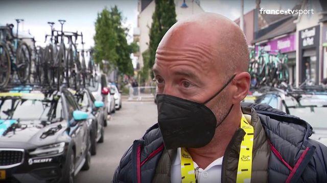 """Pascal Chanteur : """"Les coureurs demandent à ce que l'on respecte leur intégrité"""""""