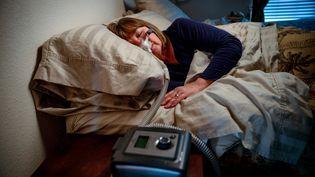 De nombreux Français sont atteints d'apnée du sommeil, sans parfois le savoir. (Illustration) (GRANDRIVER / E+ / GETTY IMAGES)