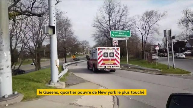 Coronavirus : les quartiers pauvres de New York les plus touchés