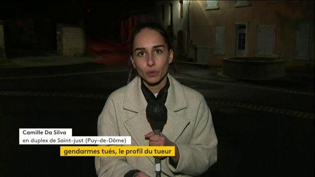 Mort de trois gendarmes dans le Puy-de-Dôme : le profil inquiétant du tireur se précise