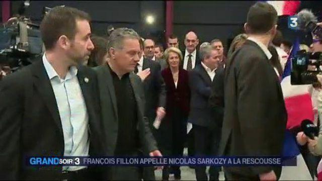 Présidentielle 2017 : François Fillon durcit le ton
