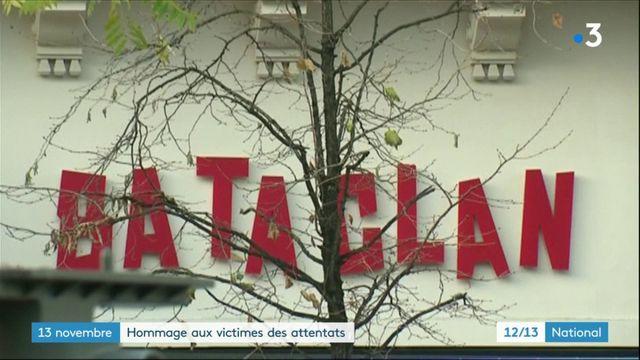13-Novembre : l'hommage aux victimes des attentats