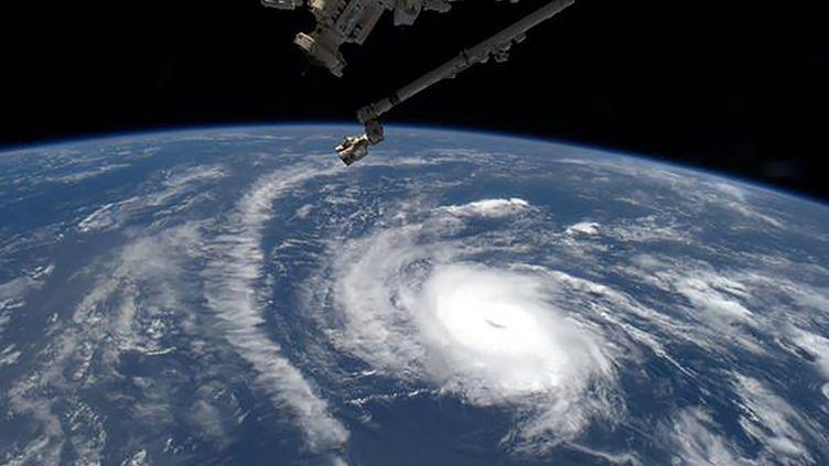 Une photo de la Terre prise depuis la Station spatiale internationale, le 20 août 2015. (NASA / REUTERS)