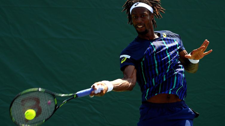 Gaël Monfils (MIKE EHRMANN / GETTY IMAGES NORTH AMERICA)
