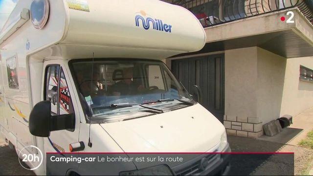 Camping-car : de plus en plus de Français investissent