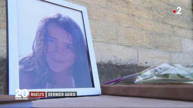 Obsèques de Maëlys : les derniers adieux à la fillette disparue
