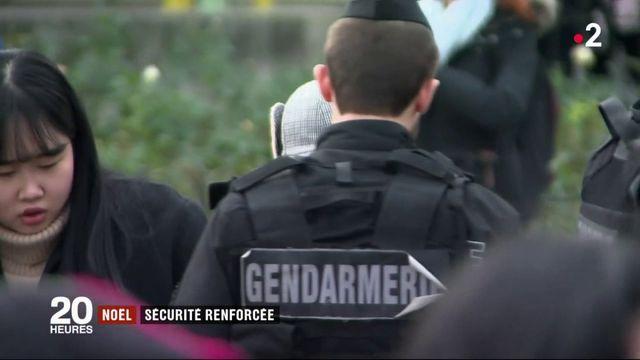 Sécurité : dispositif renforcé dans tous les lieux de culte en France