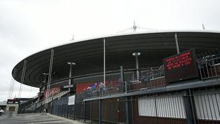 Le Stade de France, à Saint-Denis (Seine-Saint-Denis), le 5 février 2016. (FRANCK FIFE / AFP)