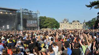 The Hives ont enflammé le public pour le dernier jour du festival  (M. Ollivier/Photo PQR/Ouest France)
