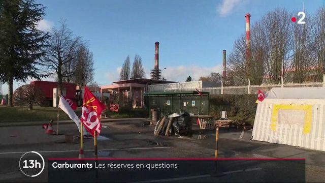 Blocage des raffineries : doit-on s'inquiéter d'une pénurie de carburants ?