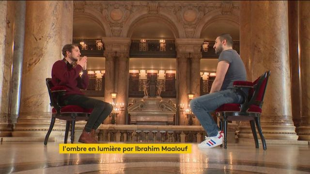 Culture : Ibrahim Maalouf face au métier d'ingénieur de son