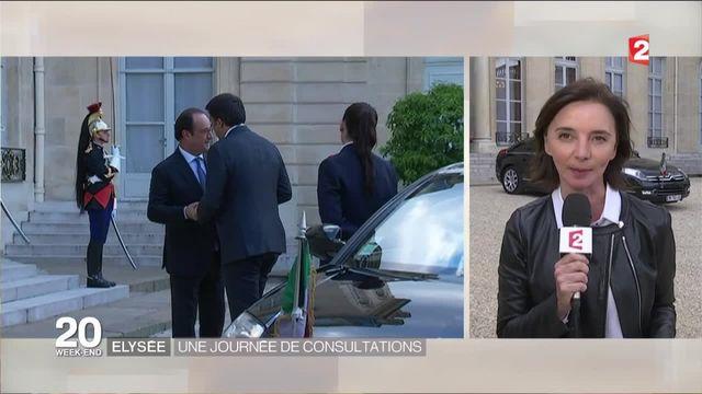 Brexit : journée de consultations à l'Élysée