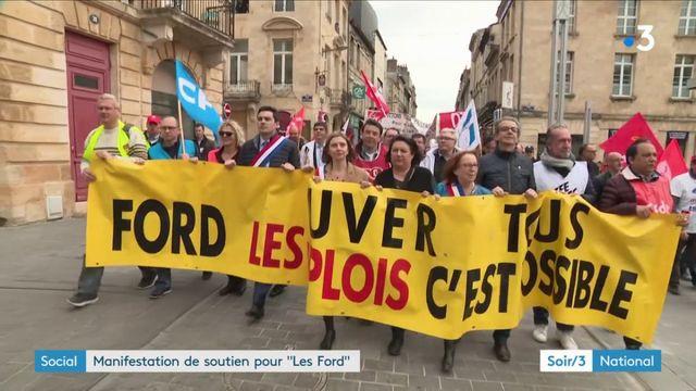 Usine de Blanquefort : 910 ouvriers menacés en 2019