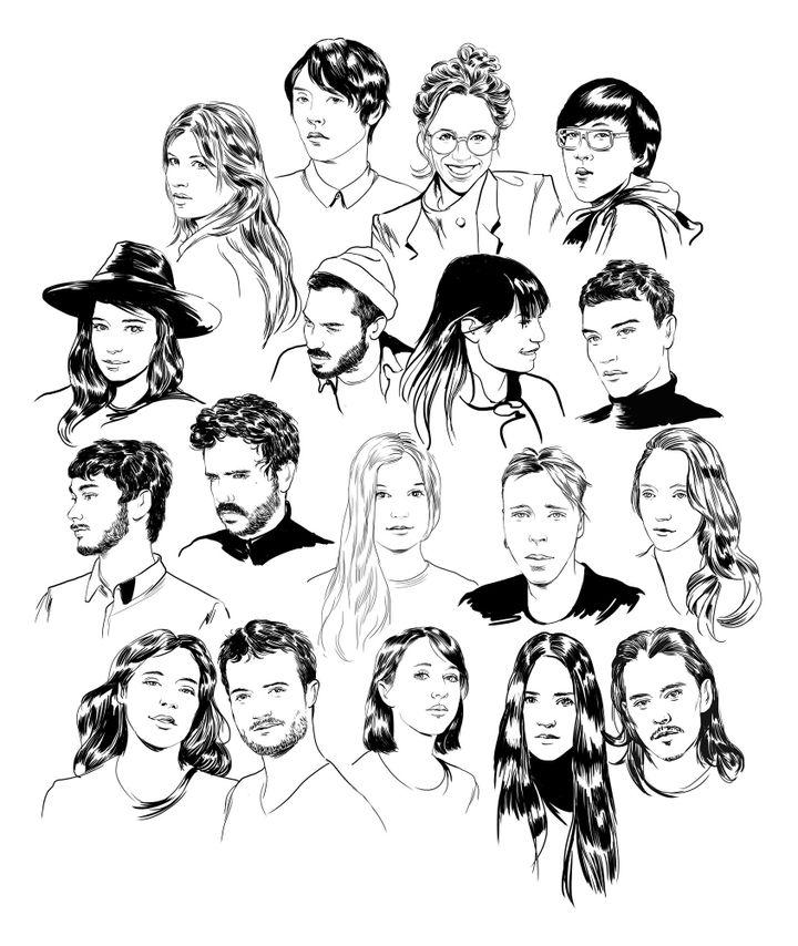 Les créateurs de Designers Apartment, édition 2016  (Designers Apartment)