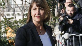 Christine Albanel, ancienne ministre de la Culture à Paris, le 1er Mars 2014. (PATRICK KOVARIK / AFP)