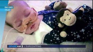 Charlie, le bébé que le pape pourraitaccueillir au Vatican (France 3)