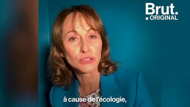 Dans une interview accordée à Brut, l'ancienne ministre de l'Environnement s'est exprimée sur les différents sujets qui font la colère des gilets jaunes.