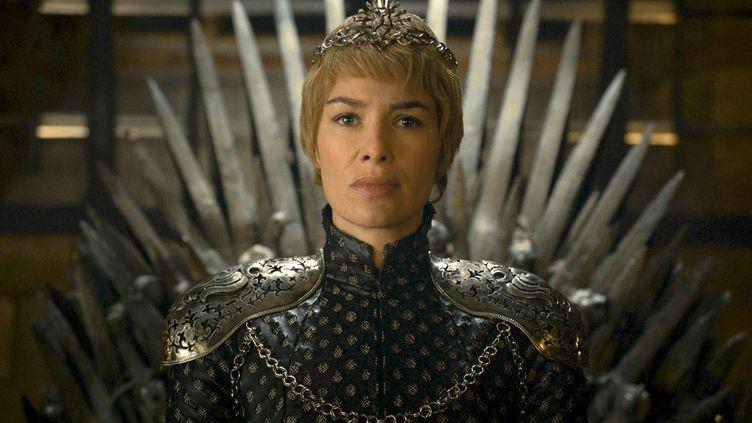 """Lena Headey, qui interprète Cersei Lannister, dans la série """"Game of Thrones"""". (AP / SIPA)"""