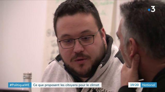 Politique : des citoyens font des propositions pour le climat
