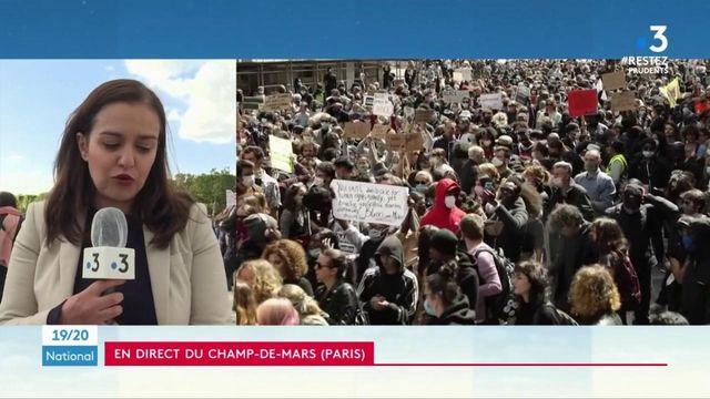 Manifestations antiracistes : plusieurs cortèges partout en France