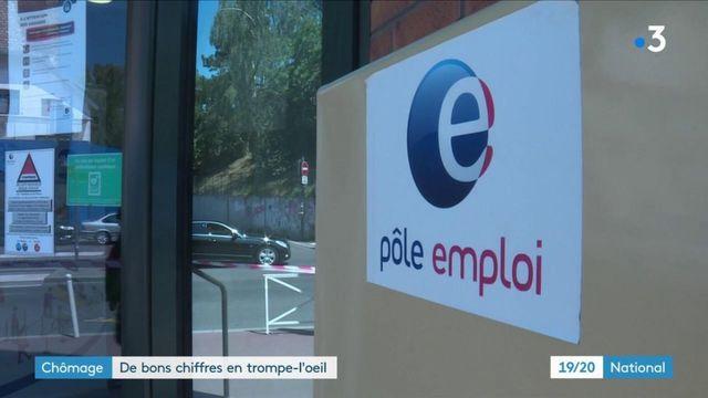 Chômage : il ne faut pas se fier aux chiffres encourageants