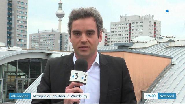 Allemagne : une attaque au couteau perpétrée à Würzburg, faisant au moins trois morts et six blessés