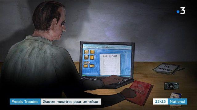 Affaire Troadec : Hubert Caouissin jugé pour le quadruple meurtre de sa belle-famille