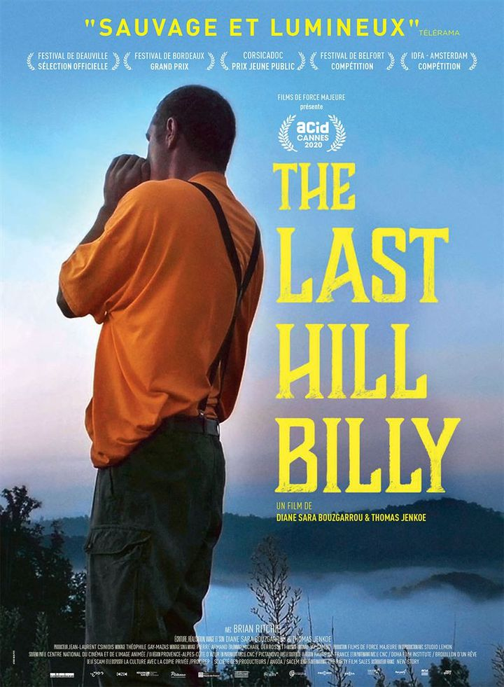 """The poster of & nbsp;""""The Last Hillbilly"""" by Thomas Jenkoe and Diane-Sara Bouzgarrou (2021).  (NEW STORY)"""