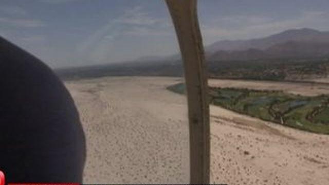 En Californie, la sécheresse est devenu le problème n°1