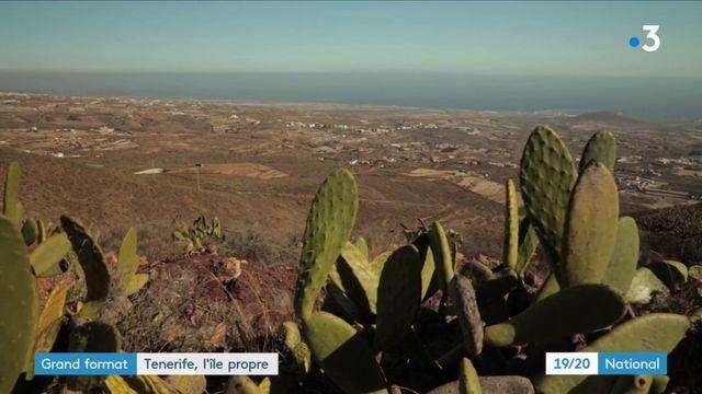 Espagne : à Tenerife, un village 100% propre