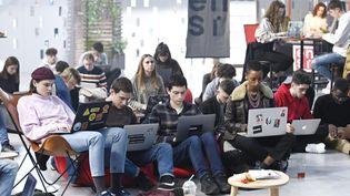 Une école de code (Christophe LARTIGE-FTV-Silex Films)