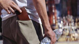 Des gangs de pickpockets auraient planifié une campagne éclair pendant les JO. (GETTY IMAGES)