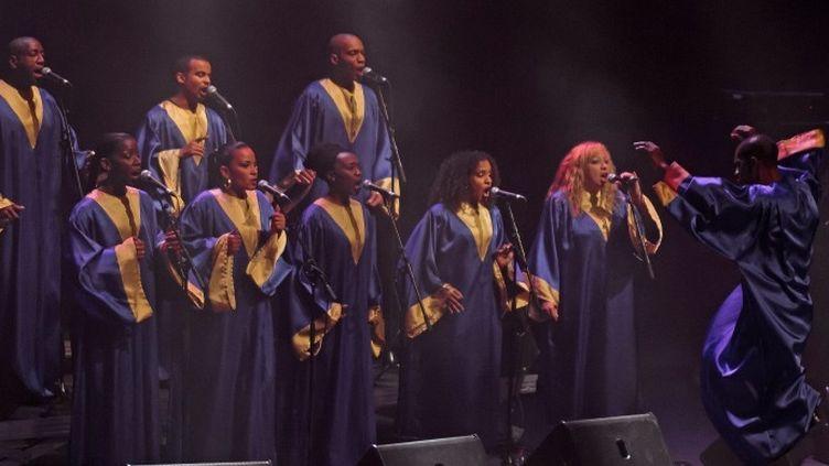 Gospel Voices, déjà 25 ans d'existence !  (France 2 Culturebox)