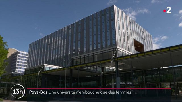 Pays-Bas : une université recrute uniquement des femmes