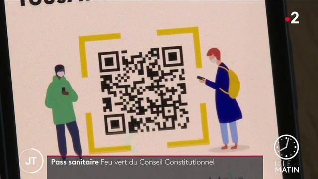 Covid-19 : e Conseil constitutionnel dit oui au passe sanitaire