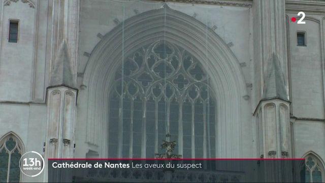 13H Incendie de la cathédrale de Nantes : les aveux de l'accusé