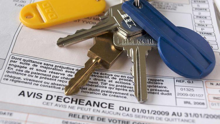 La non restitution de la caution représente 15,98% des 2 102 réclamations recensées en 2012 sur le site internet de la Confédération générale du logement. (JAUBERT / SIPA)