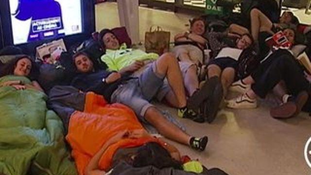 Intempéries : plusieurs centaines de voyageurs ont passé la nuit en gare de Montpellier