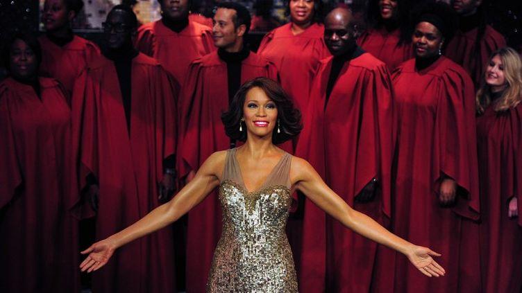 Whitney Houston, décédée en 2012, fait aujourd'hui l'objet de plusieurs documentaires. (CARL COURT / AFP)