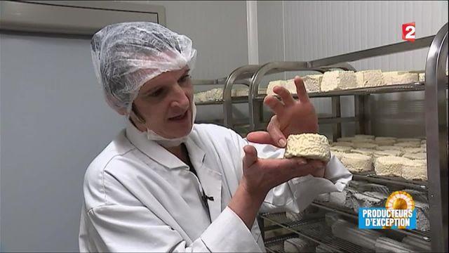 Découverte : le couple Fourgeaud, producteur d'un fromage de chèvre d'exception