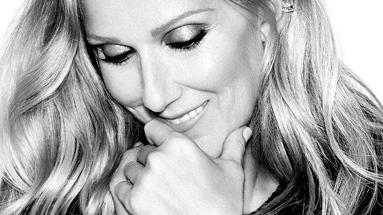 """Céline Dion """"Encore un soir"""", pochette"""